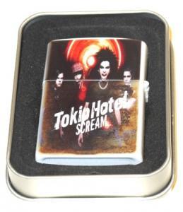BENSINTÄNDARE - Tokio Hotel