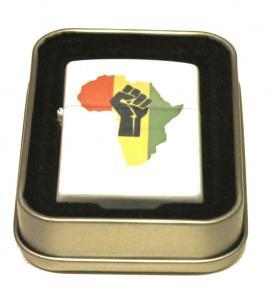 RASTA AFRIKA-BENSINTÄNDARE
