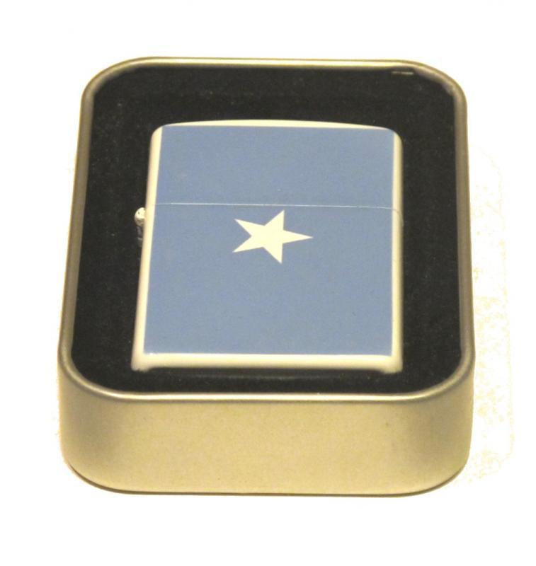SOMALIAS FLAGGA - BENSINTÄNDARE
