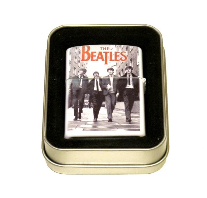 The Beatles-BENSINTÄNDARE