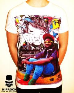 T-shirt - Imagination