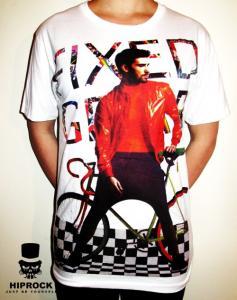 T-shirt - Bicycle