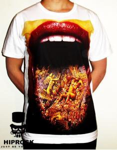T-shirt - Tongue