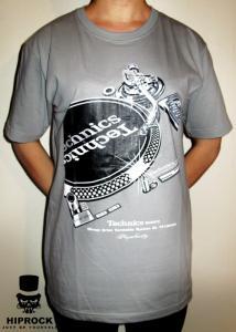T-shirt - Dj Scratch
