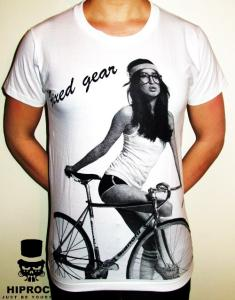 T-shirt - Fixed Gear