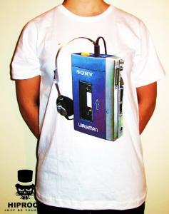 T-shirt - Walkman