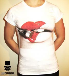 T-shirt - Lips