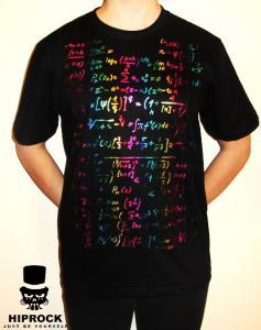 T-shirt - I Love Math