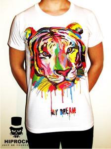 T-shirt - Tiger