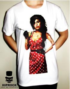 T-shirt - Winehouse