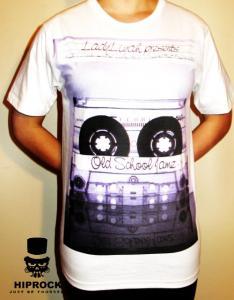 T-shirt - Kassett
