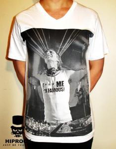 T-shirt - FuckK Me I Am Famous