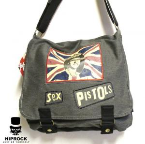 Axelväska - Sex Pistols
