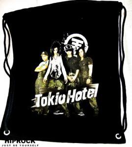 Tygväska - Tokio hotel