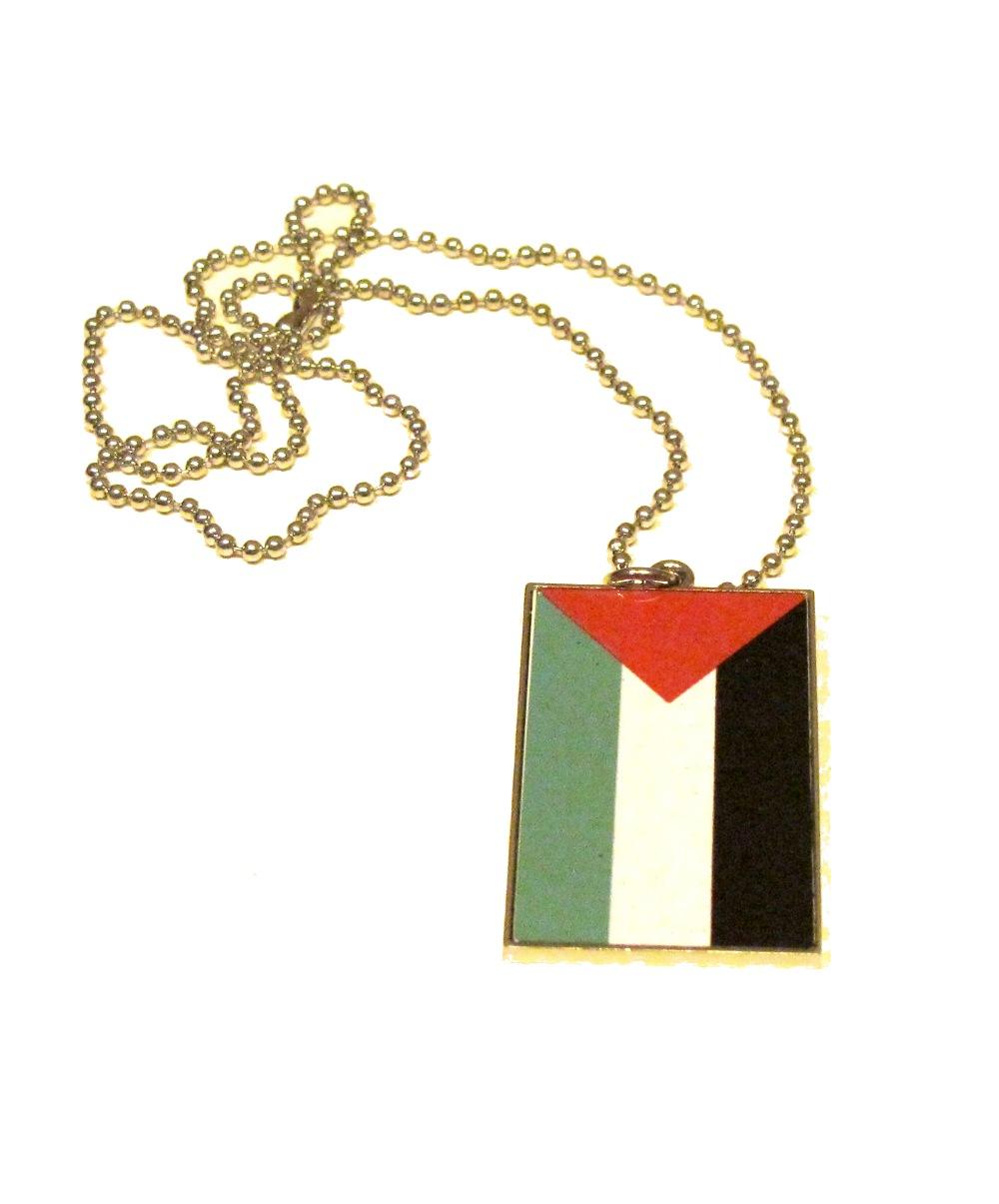 Palestina halsband