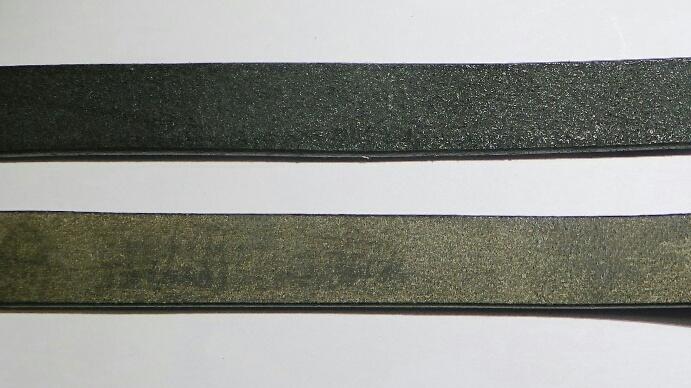 Europeisk läderrem 13 mm.