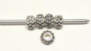 5 st. Gnistrande pärlor.
