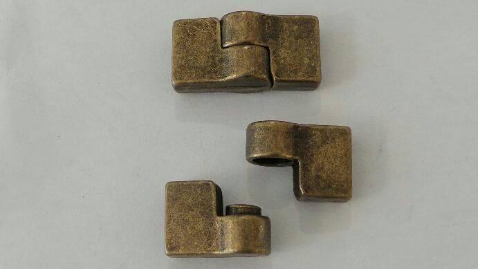 Magnetlås Antik Bronze