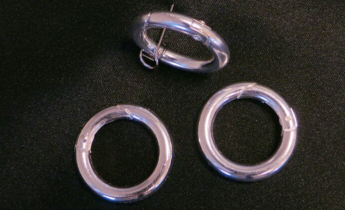 Connector 20 mm. Ring