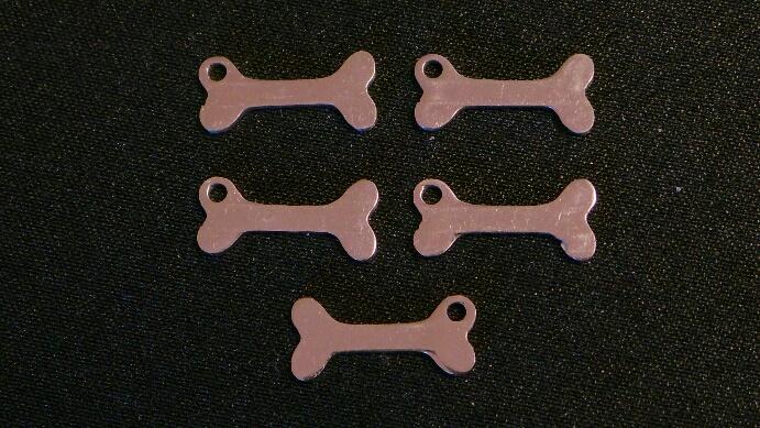 Tag Dogbone 5-pack