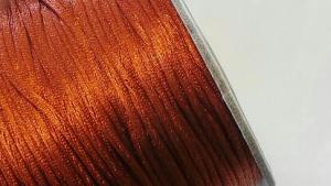 Satintråd/Rattail 1,4 mm.