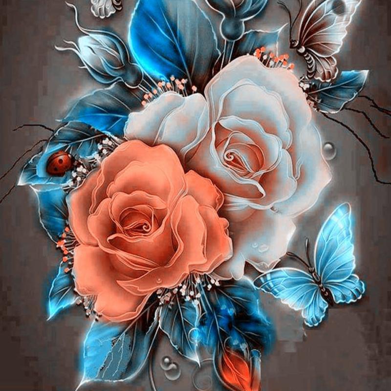 Diamond Painting 30x30 cm 5D