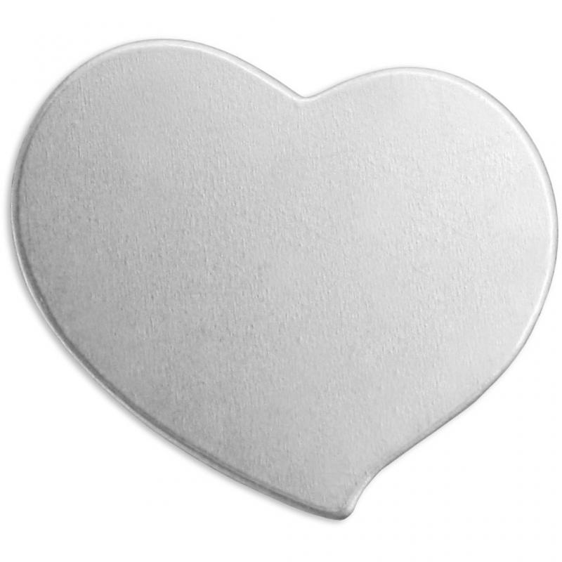 Berlock hjärta. 2-pack Impressart