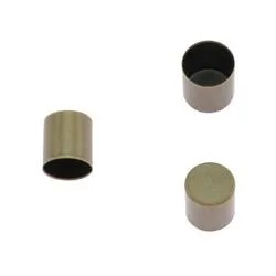 End Cap 6 mm. 5-pack