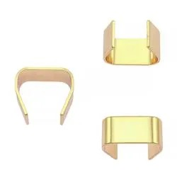 8 mm. Rope clamp, Repklämma 2-pack.