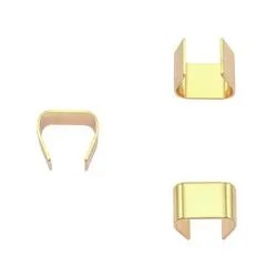 6 mm. Rope clamp, Repklämma 2-pack