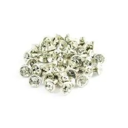 Nit Rhinestone 6 mm. 5-pack