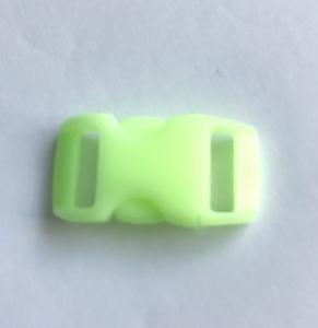 Snäpplås Glow 10  mm.