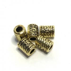 5-pack metall pärlor