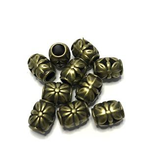 10-pack. Metall spacers.