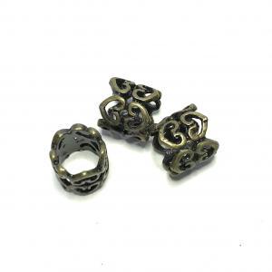 Metall pärlor 3-pack