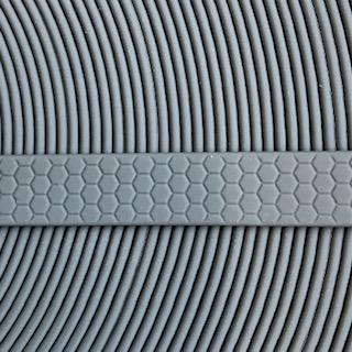 PVC  Hex 20 mm. NYHET!