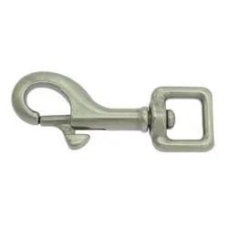 Snap Hook Stainless steel 66/13 mm.