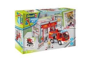 Playset Fire Station