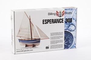 Esperance Wooden Hull  1/30