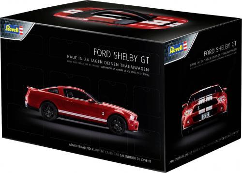 Adventskalender FORD SHELBY GT500 1/24