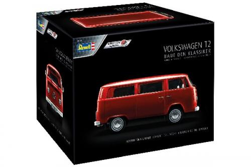 "ADVENT CALENDAR ""VW T2 BUS"", EASY-CLICK SYSTEM"