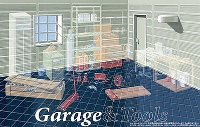 Garage & Tools (showcase) 1/24