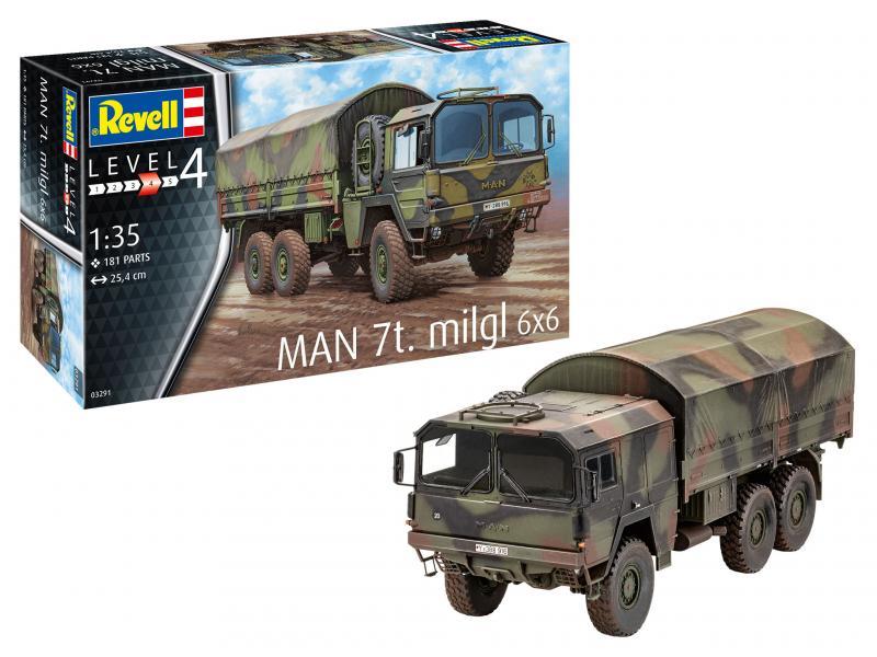 MAN 7T MILGL 1/35