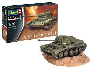 A-34 Comet Mk.1 1/76