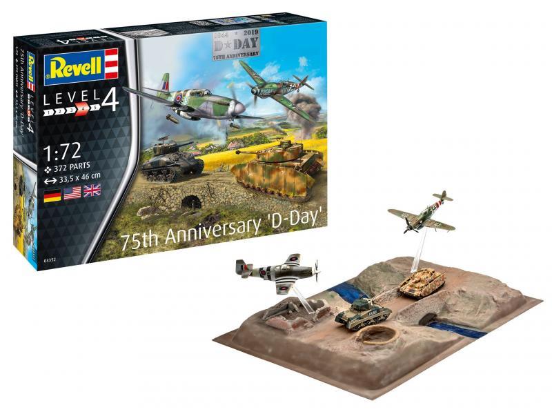 D-Day 75th Anniversary Set 1/72
