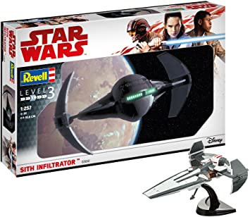 SITH INFILTRATOR 1/257