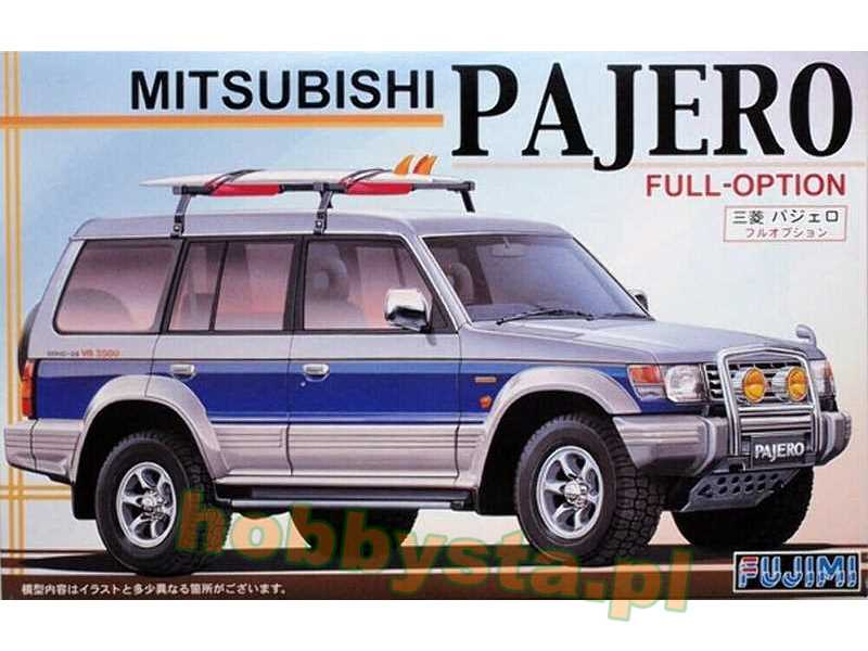 Mitsubishi Pajero 1/24