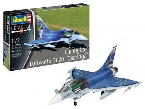 Eurofighter 'Luftwaffe 2020 Quadriga' 1/72