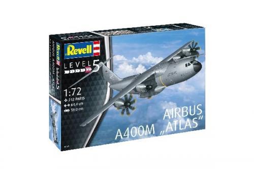 """Airbus A400M """"Atlas"""" 1/72"""