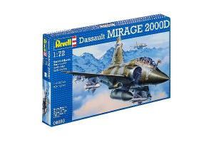 Dassault Aviation MIRAGE 2000D 1/72